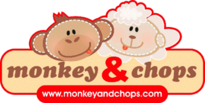 Monkey & Chops logo