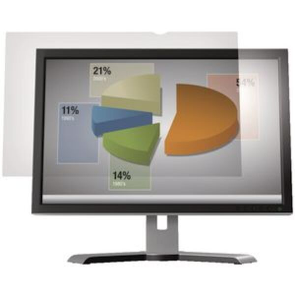 "3M Anti-glare Filter for 21.5"" Widescreen Monitor"