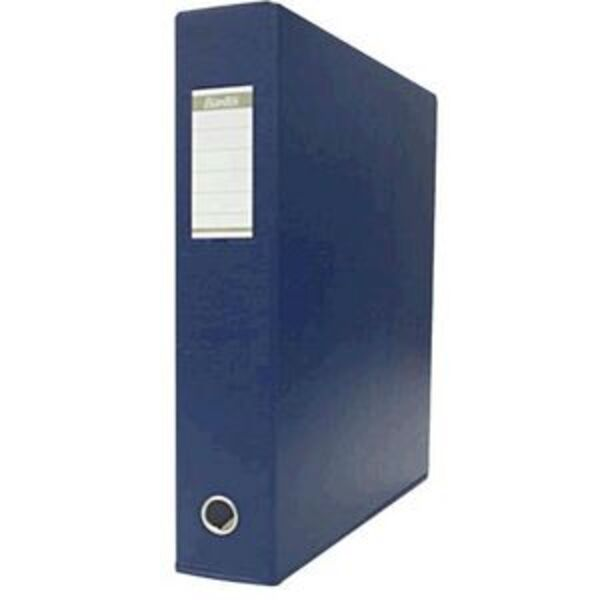 Bantex Binder A3 2 D-Ring 65mm Portrait PVC Blue