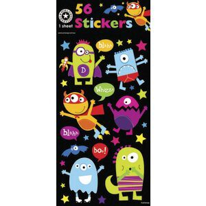 Artwrap Sticker Super Monsters