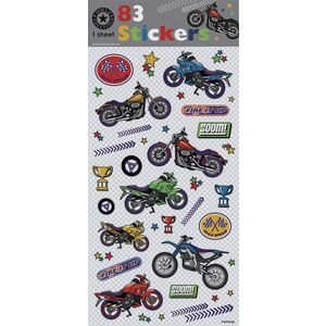 Artwrap Stickers Motor Bikes