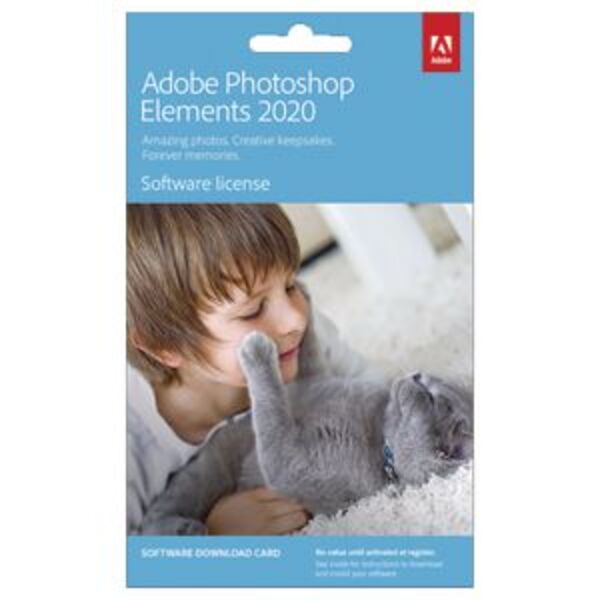 Adobe Photoshop Elements 2020 1 Device Card