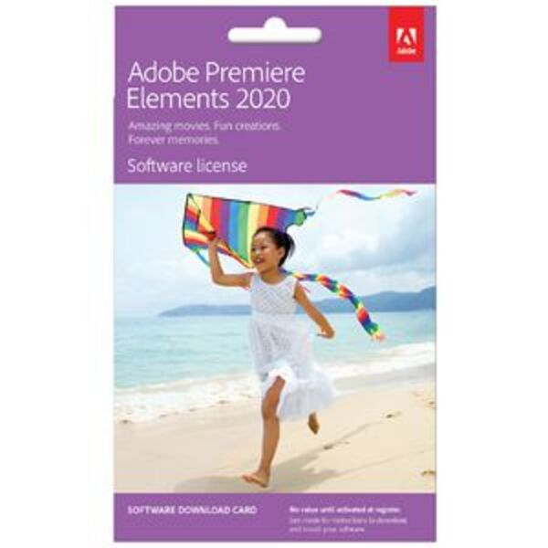 Adobe Premiere Elements 2020 1 Device Card