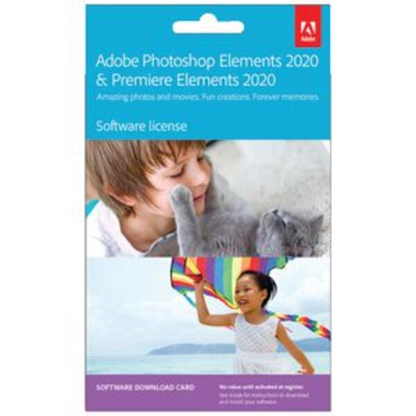 Adobe Photoshop and Premiere Elements 2020 Windows Download