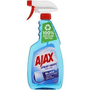 2a40be499492 Ajax Spray N  Wipe Glass Cleaner Trigger Pack 500mL