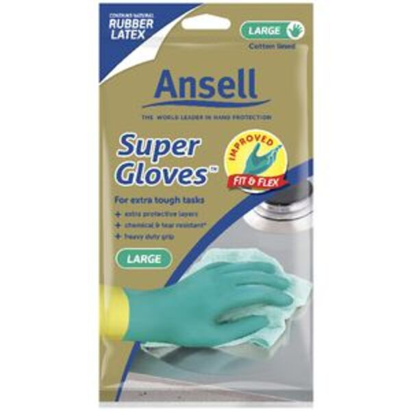 Ansell Super Neoprene Gloves Large