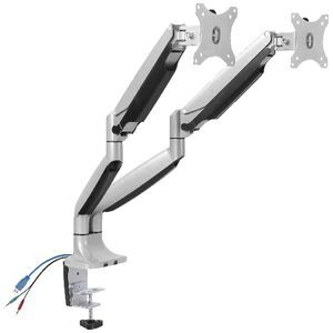 Brateck Interactive Dual Monitor Arm 13-32""