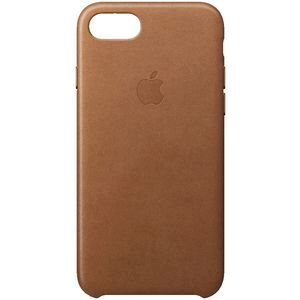 Apple iPhone 8/7 Leather Case Brown