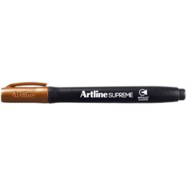 Artline Supreme Metallic Permanent Marker Bronze