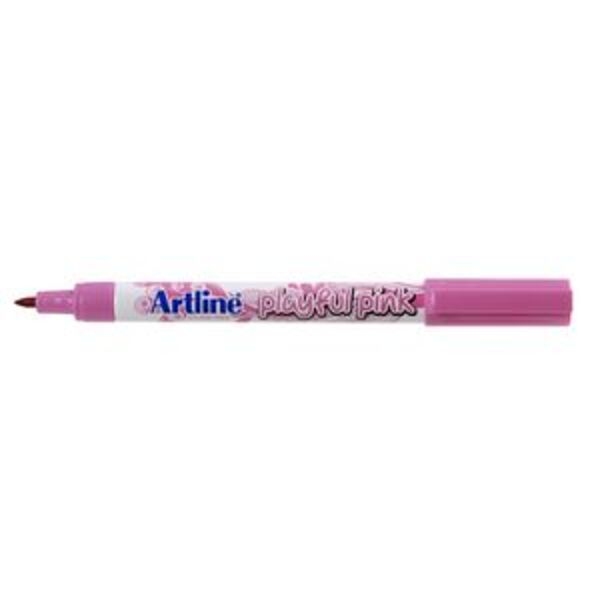 Artline Fashion Permanent Marker Playful Pink