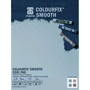 Art Spectrum Colourfix Pad 30 x 40cm Smooth Cool