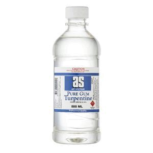 Art Spectrum Pure Gum Turpentine 500mL