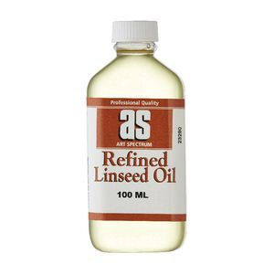 Art Spectrum Refined Linseed Oil 100mL