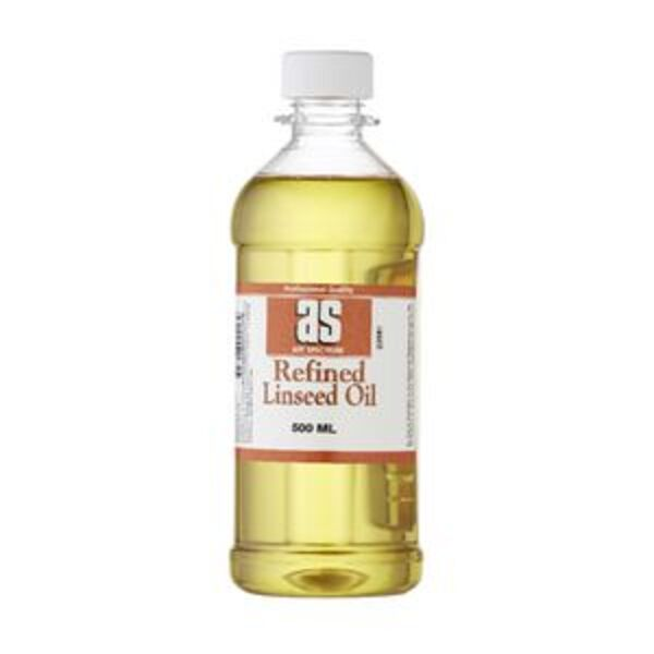 Art Spectrum Refined Linseed Oil 500mL