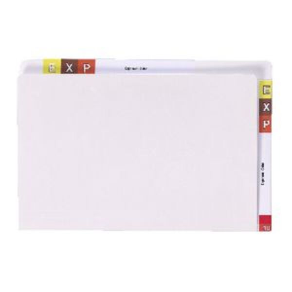 Avery Twin Tab Foolscap Extra Heavy Weight Files 30 Pack