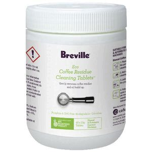 Breville Eco Coffee Residue Cleaning Tablets 40 Pack