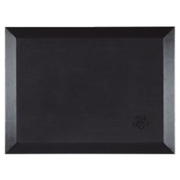Bi-Office Kamashi Notice Board 900 x 600mm Black