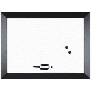 Bi-Office Kamashi Whiteboard 900 x 600mm Black