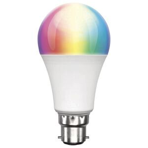 Brilliant Smart RGB and White Globe B22