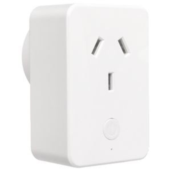 Brilliant Lighting Smart WiFi Plug with Energy Monitoring