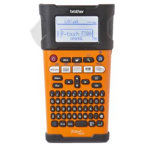 Brother P-touch Industrial Label Maker PT-E300VP