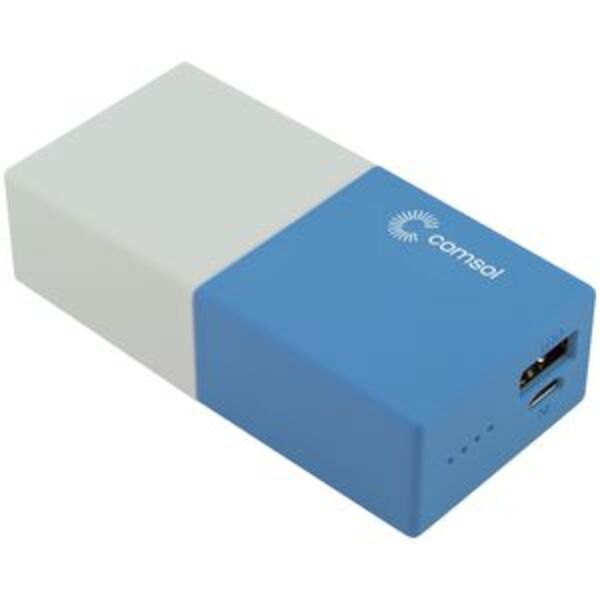 Comsol 4400mAh Powerbank Blue/White