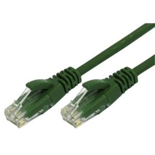 Comsol RJ45 Cat 6 Patch Cable 1m Green