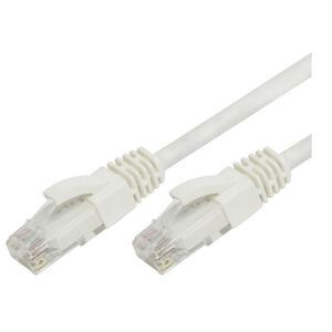 Comsol RJ45 Cat 6 Patch Cable 2m White