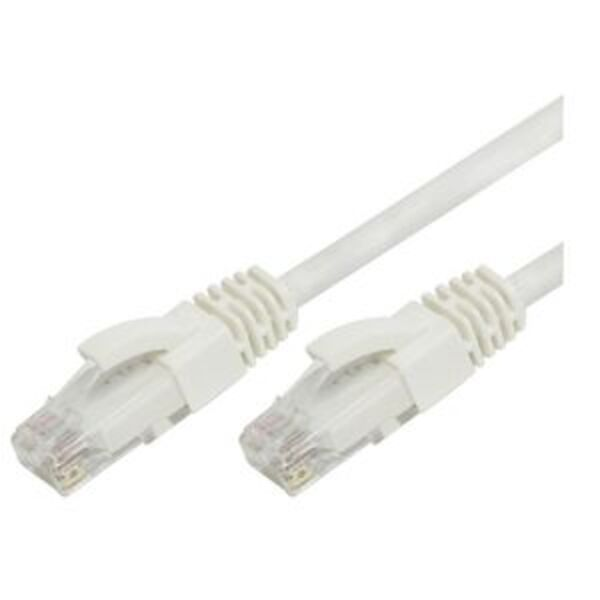 Comsol RJ45 Cat 6 Patch Cable 3m White