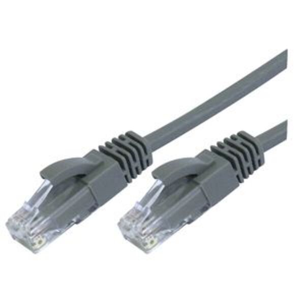 Comsol RJ45 Cat 6 Patch Cable 10m Grey