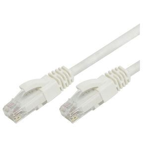 Comsol RJ45 Cat 6 Patch Cable 10m White