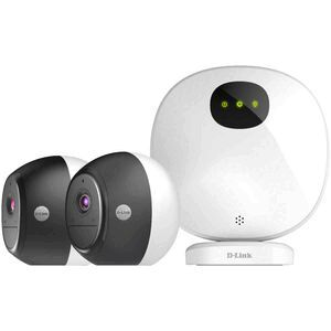 D-Link Omna Wire-Free Indoor Outdoor Camera Kit