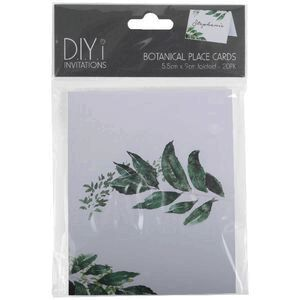 Diyi Place Cards Botanical 20 Pack
