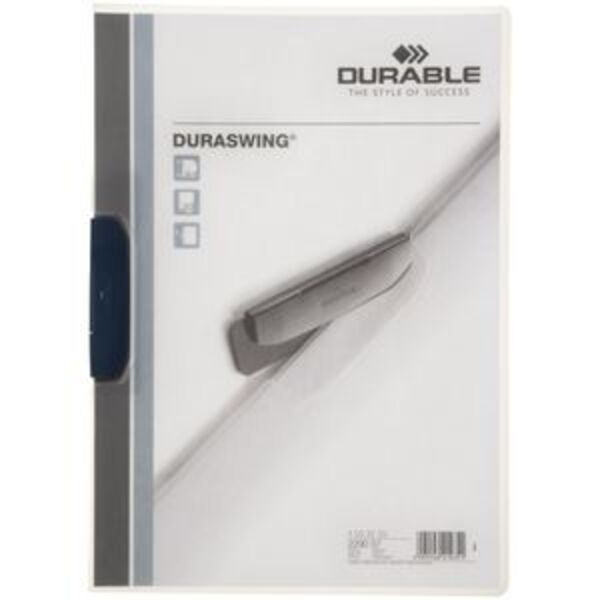 Durable A4 Duraswing 30 File Clear