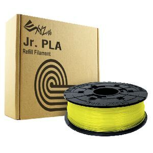 Da Vinci Junior PLA Filament Yellow 600g