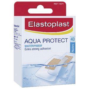 Elastoplast Aqua Protect Waterproof Plasters 40 Pack