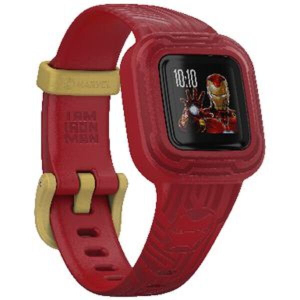 Garmin Vivofit Jr 3 Activity Tracker Iron Man