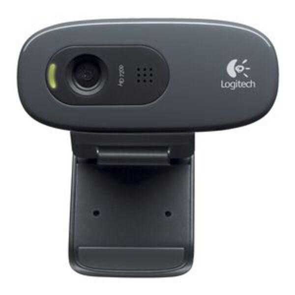 Logitech HD Webcam Black C270