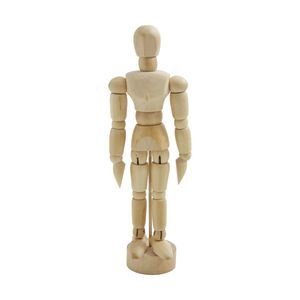 J.Burrows Mini Manikin 4.5""