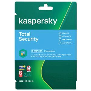Kaspersky Total Security 5 Devices 2 Year Download