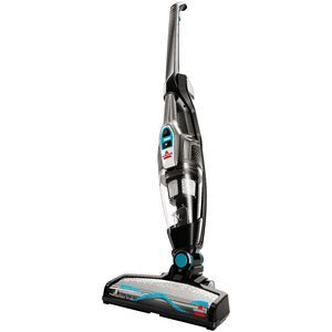 Bissell MultiReach Cordless Vacuum 18V Silver and Blue
