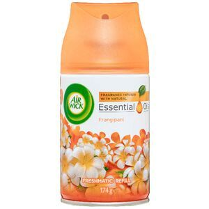 Air Wick Freshmatic Essential Oils Refill Frangipani