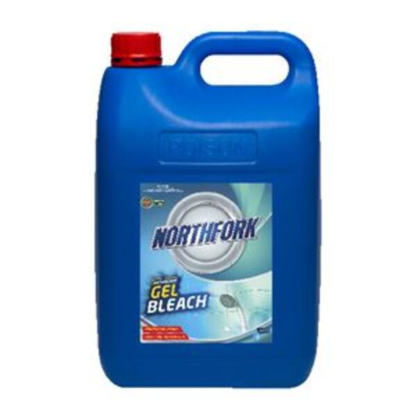 Northfork Bathroom Gel Bleach 5L