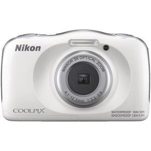 Nikon Coolpix W150 Camera White