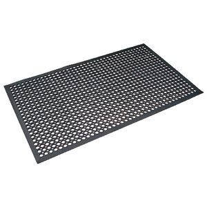 Ultimate Flooring Rubber Drainage Mat 900 x 1500mm