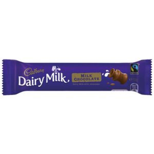 Cadbury Milk Chocolate Bar 50g