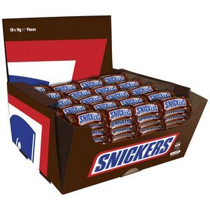 Snickers Bars 50 Pack