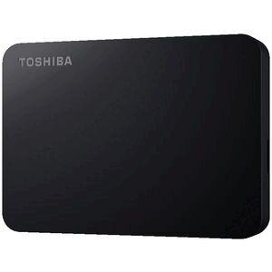 Toshiba 4TB Canvio Basics Portable Hard Drive Black