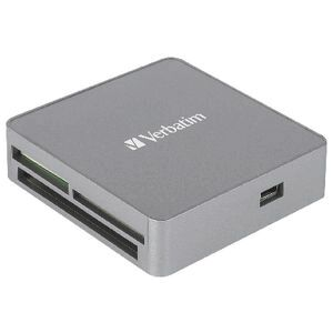 Verbatim Multi Card Reader with USB 2.0 Hub