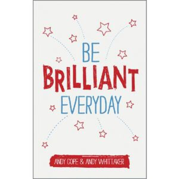 Be Brilliant Every Day Book